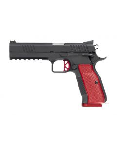 "Dan Wesson DWX Pistol - Black | 9mm | 5"" Barrel 