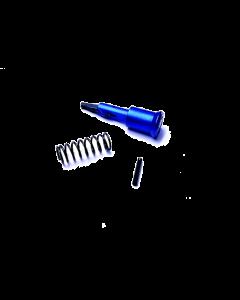 Alien Armory Tactical Anodized Aluminum Forward Assist - Blue