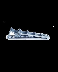 Alien Armory Tactical Forward Thrust Aluminum Angled Foregrip - Gray | M-LOK