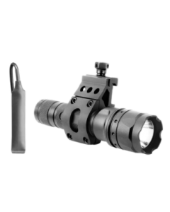 Aim Sports Full Frame 500 Lumen Flashlight - Black | Offset Mount | Tape Switch