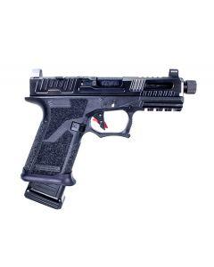 "Faxon FX-19 Hellfire Compact Pistol - Black | 9mm | 4.5"" Threaded Barrel | 20rd | Optic-Ready"
