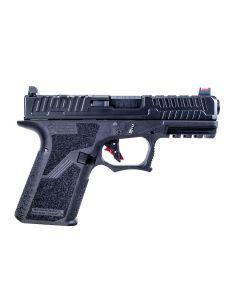 "Faxon FX-19 Patriot Compact Pistol - Black | 9mm | 4"" Barrel | 15rd | Optic-Ready"
