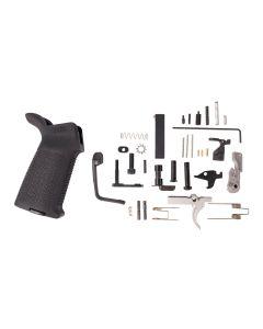 Anderson AR15 Lower Parts Kit - Black | Premium | Magpul MOE Grip | B.A.D Lever