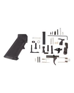 Anderson AR15 Lower Parts Kit - Black | Mil-Spec | A2