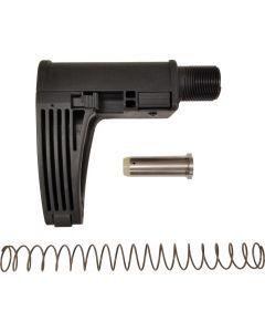 Gear Head Works Tailhook MOD 2C Pistol Brace - Black   For 9mm AR-15