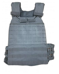 Guard Dog Tactical Boxer Plate Carrier | 2 Lbs/Per - Gray