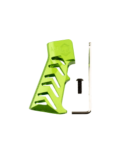 Alien Armory Tactical Gravity 3.2 Skeleton Aluminum Pistol Grip - Green