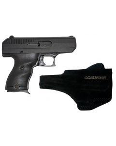 "Hi-Point C-9 9mm Pistol - BLK   3.5"" Barrel   8rd   w/ Galco Paddle Lite Holster"