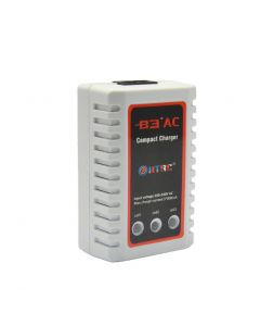 HTRC B3 AC Compact Lipo Battery Charger - White | For XM42 Series Flamethrowers