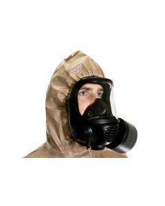 MIRA Safety HAZ-SUIT Protective CBRN HAZMAT Suit - Small/ Medium