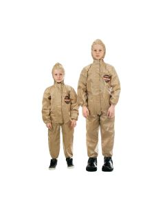 MIRA Safety HAZ-SUIT Protective CBRN HAZMAT Suit - Youth Small