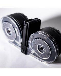 KCI AR-15 .223/5.56 Drum Magazine - 100rd