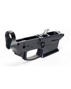 KE Arms KE-9 Billet Stripped Glock 9mm Lower Receiver - Black