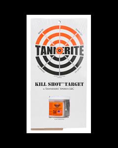 Tannerite Kill Shot Target - 1 Cardboard Target W/ 1/2lb Target