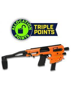 CAA MCK Gen 2 Micro Conversion Kit - Orange | Fits Glock 17, 19, 19X, 22, 23, 31, 32, G45