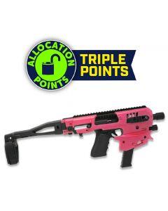 CAA MCK Gen 2 Micro Conversion Kit - Pink | Fits Glock 17, 19, 19X, 22, 23, 31, 32, G45