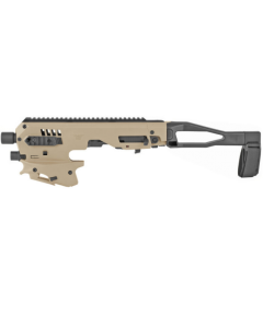 CAA MCK Gen 2 Micro Conversion Kit - FDE | Fits Glock 17, 19, 19X, 22, 23, 31, 32, G45