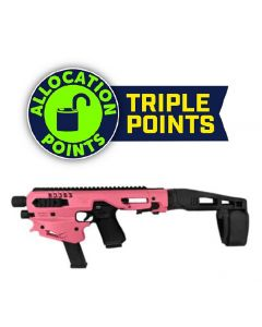 CAA Micro Conversion Kit - Pink | Fits Glock 17, 19, 19X, 22, 23, 31, 32, G45