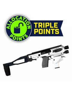 CAA MCK Gen 2 Micro Conversion Kit - White | Fits Glock 17, 19, 19X, 22, 23, 31, 32, G45