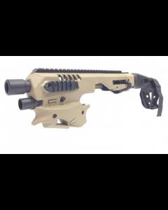 CAA Micro Conversion Kit - FDE | Fits Glock 17, 19, 19X, 22, 23, 31, 32, G45