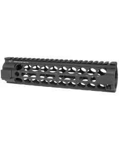 Midwest Industries Gen2 Two Piece Free Float AR15 Handguard - Black | Mid Length | M-LOK