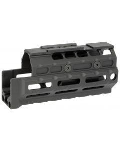 Midwest Industries Gen2 Y92M Handguard - Black | T1 Topcover | M-LOK