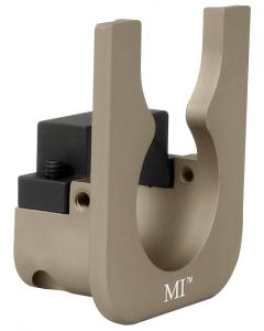 "Midwest Industries Tavor SAR Handguard Light Mount - FDE | Fits 1.125"" Diameter Lights"