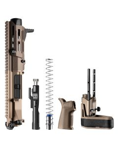 "Maxim Defense PDX Complete Upper Kit For AR15 - FDE | 7.62x39 | 5.5"" Barrel 