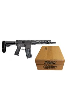 "Battle Arms Development Forged WORKHORSE AR15 Pistol - Black | 5.56NATO | 10.5"" Barrel 