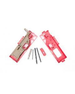 Polymer 80 .308 Warrhog 80% Polymer AR10 Lower Kit- FDE