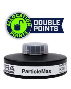 ParticleMax P3 Virus Filter - 6 Pack | 20 Year Shelf Life | Fits CM-6M & CM-7M Gas Mask | Protects against bacterial & viral threats such as Ebola, H1N1 & Coronavirus (COVID-19)