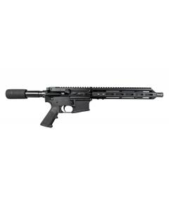 "Bear Creek Arsenal AR15 Pistol - Black | 7.62x39 | 10.5"" Parkerized Heavy Barrel | 1:10 Twist | Carbine Length Gas System | 10"" MLOK Rail| Pistol(No Magazine)"