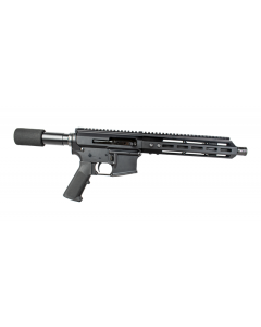 "Bear Creek Arsenal AR15 Pistol - Black | 5.56 NATO | 10.5"" Parkerized M4 Barrel | 1:7 Twist | Carbine Length Gas System | 10"" MLOK Rail| Side Charging | Gen 2 Pistol(No Magazine)"