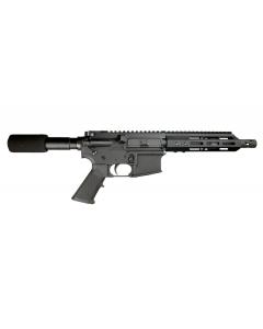 "Bear Creek Arsenal AR15 Pistol - Black | 300BLK | 7.5"" Parkerized Heavy Barrel | 1:8 Twist | Pistol Length Gas System | 7"" MLOK Rail| Pistol(No Magazine)"
