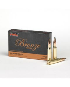 PMC Bronze .308 Winchester Rifle Ammo - 150 Grain | SP | 20rd Box