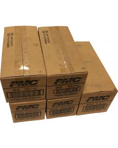 PMC Ammo Pistol FMJ Restock Bundle - 5,000 rounds | Includes 1 case of 40D, 1 case of 40E, 1 case of 45A & 2 cases of 9mm FMJ (9A & 9G)