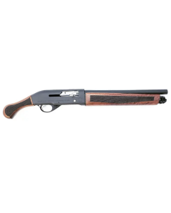 "Black Aces Tactical Pro Series S Semi-Auto Shotgun - Walnut | 12ga | 14"" Barrel"