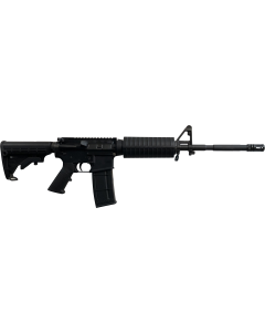"R Guns TRR15 Forged M4 AR15 Rifle - Black | 5.56NATO | 16"" Govt. Profile Barrel 