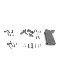 Anderson AR15 Lower Parts Kit - Black | Premium | Magpul MOE Grip