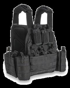 Guard Dog Tactical Sheppard Plate Carrier | 2 Lbs/Per - Black