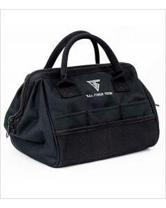 "Full Forge Gear Range/Tool Bag - Black | 9""x12""x9.5"""