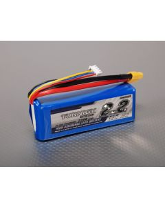 Turnigy 2200mAh 3S 25C Lipo Battery Pack - For XM42 Series Flamethrowers