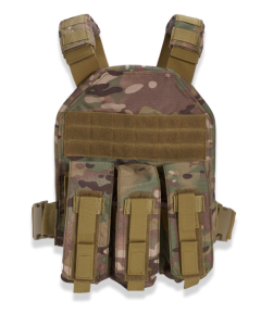 Guard Dog Tactical Terrier Plate Carrier | 1 Lb/Per - Multicam