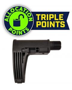 Gear Head Works Tailhook MOD 2C Pistol Brace - Black | No Buffer or Spring