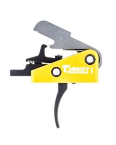 Timney 667S Trigger - AR15 Small Pin | Curved Trigger