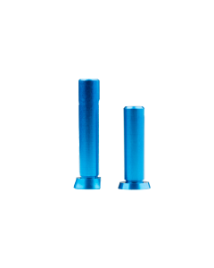 Alien Armory Tactical 7075 Aluminum Anodized TakeDown Pins - Blue