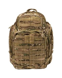 Guard Dog Tactical BookBag W/ Level IIIa Soft-Armor Insert| 2 Lbs/Per - Camo