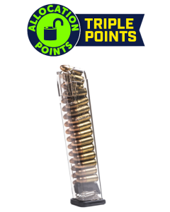ETS 9MM MAG | FITS GLOCK 17, 18, 19, 26, 34 | 27RD | length 170mm Comp Mag