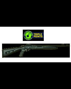 "Garaysar Fear-120 Tactical Pump Shotgun - Black | 12ga | 20"" Barrel"