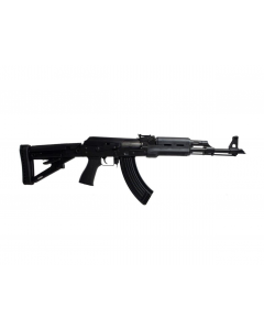 "Zastava ZPAPM70 AK-47 Rifle BULDGED TRUNNION 1.5MM RECEIVER - Black | 7.62x39 | 16.3"" Chrome Lined Barrel 
